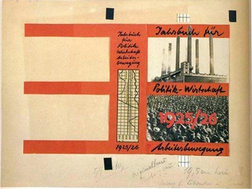 1925-Jahrbuch-fur-Politik-wirtschaft-arbeiterbewegung-BOOK-JACKET