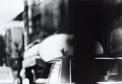 Farewell Photography 1972, printed 2010 Daido Moriyama born 1938 Purchased with funds provided by the Photography Acquisitions Committee 2011 http://www.tate.org.uk/art/work/P79977