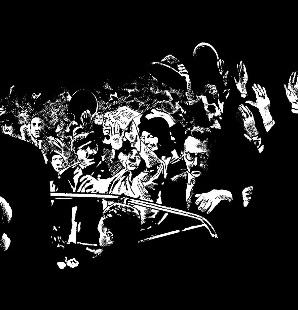 Dérive – BLACKOUT ((poetry & politics))