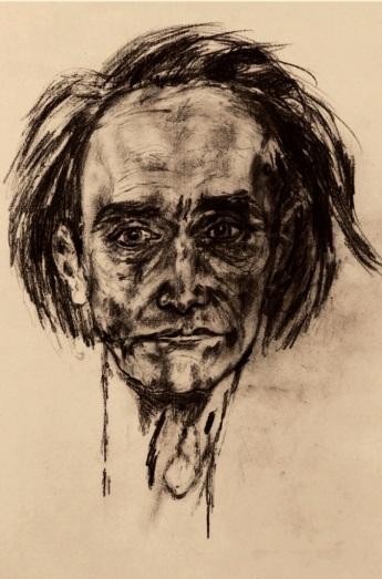 Artaud | Self-Portrait 1946